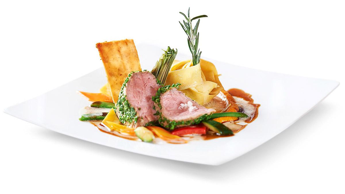 Schmelzhof Abendmenü